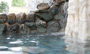 漢方鍾乳石風呂