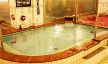 木曽の水風呂